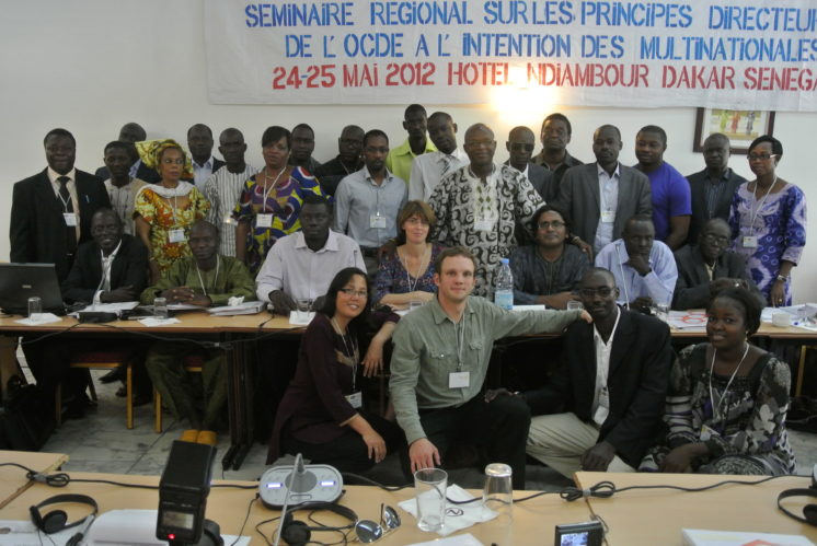 OECD Watch hosts capacity building seminar in Senegal