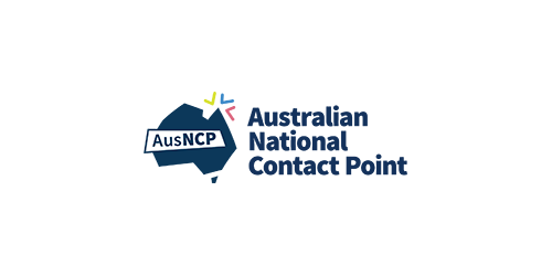 Logo of the Australian National Contact Point
